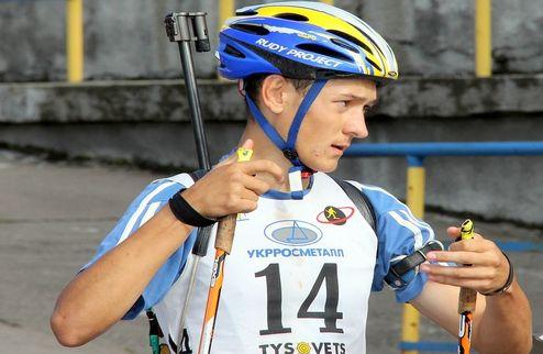 Биатлон. Вторая медаль для Артема Тищенко