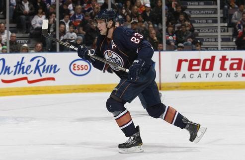 НХЛ. Эдмонтон: новый контракт Хэмски