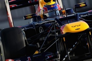 Формула-1. Уэббер опасается Алонсо и Макларен