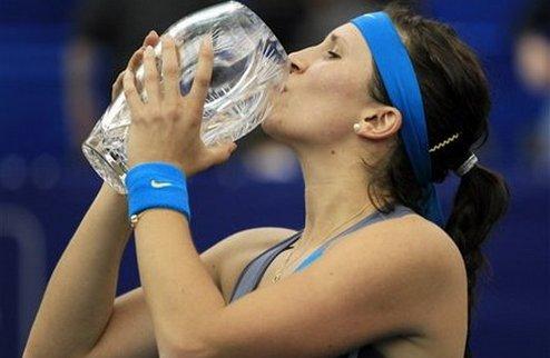 Мемфис (WTA). Второй титул в карьере для Арвидссон