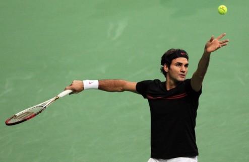 "Федерер: ""Не собираюсь бить каждый рекорд Сампраса"""