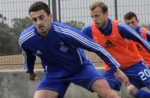Симович надеется закрепиться в Динамо