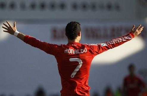 Читатели: гол Роналду — лучший!