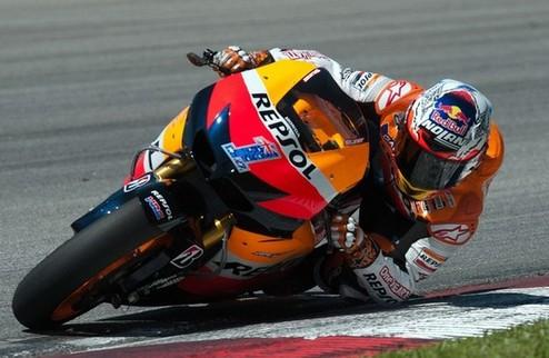 MotoGP. Тесты в Сепанге. День первый. Стоунер — лучший