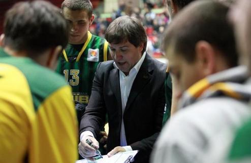 """Виталий Черний: """"Мои игроки должны доказывать, что они ничем не хуже иностранцев"""""""