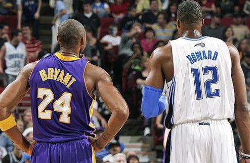"""НБА. """"Ховард хочет быть """"Коби"""", но не с Коби"""""""