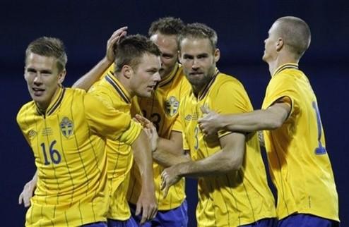 Победа Швеции над Хорватией, ничья Польши и Португалии + ВИДЕО