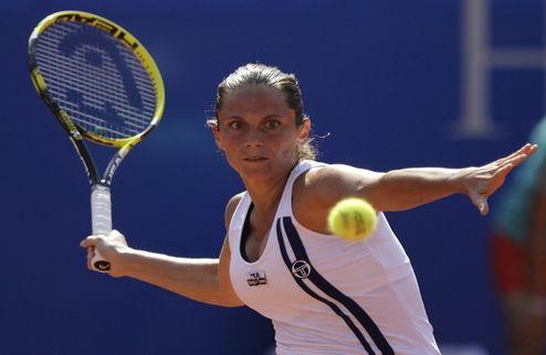 Акапулько (WTA). Винчи уверенно побеждает