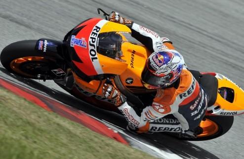 MotoGP. Тесты в Сепанге. День третий. Хонда вновь на вершине