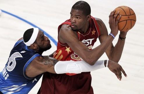 НБА. Экватор регулярного сезона