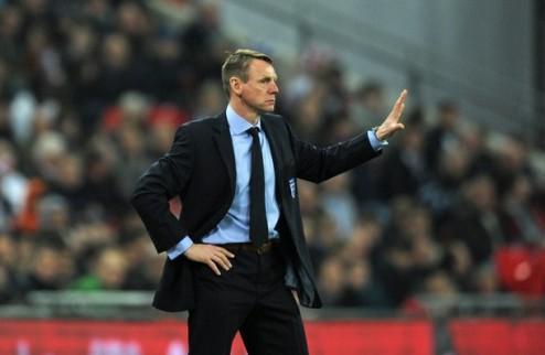 Сборная Англии: новый тренер в конце сезона?