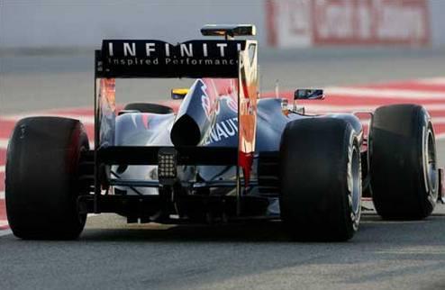 Формула-1. У Ред Булл новый пакет аэродинамики