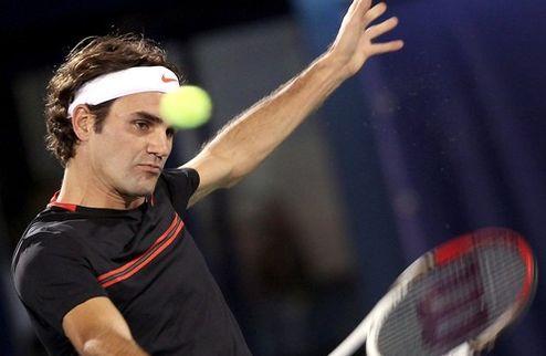 Пятый триумф Федерера в Дубаи