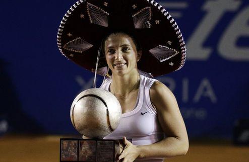 Акапулько (WTA). Эррани побеждает в финале
