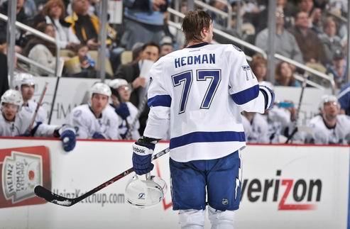 НХЛ. Тампа-Бэй: возвращение Хедмана