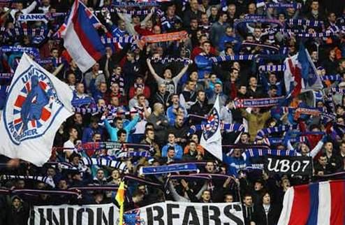 УЕФА может дисквалифицировать Рейнджерс