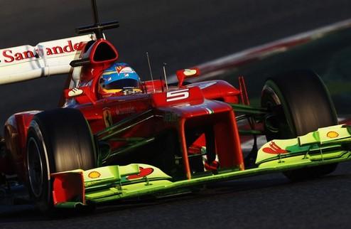 Формула-1. Превью сезона. Феррари