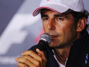 Формула-1. Де Ла Роса — новый президент Союза гонщиков