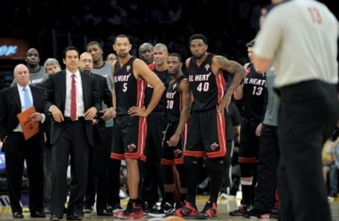 НБА. Майами нужен бигмэн