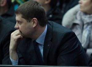 Павел Агапов — тренер Днепра