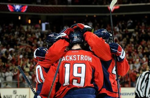 НХЛ. Вашингтон: Бэкстрем восстанавливается в Швеции