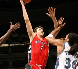 НБА. Торонто не собирается обменивать Барньяни