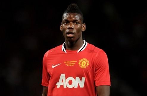 Погба покинет Манчестер Юнайтед