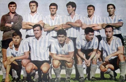 El Equipo de Jose, или Когда Расинг правил миром