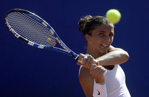 Индиан-Уэллс (WTA). Провал Эррани, уверенный старт Бартель