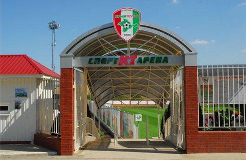Таврия может провести ближайшие домашние матчи в Молодежном