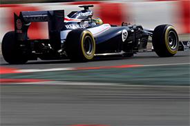 Формула-1. Гилльян: Уильямс в хорошей форме