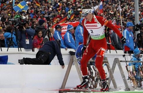 Норвегия — чемпион мира в мужской эстафете!