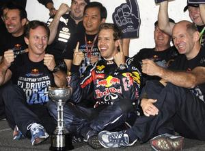 Формула-1. Хорнер: Прошлогодний успех сделал Ред Булл сильнее