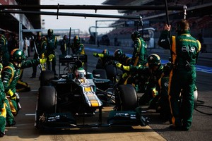 """Формула-1. Катерхэм надеется влиться в """"средний эшелон"""" команд"""