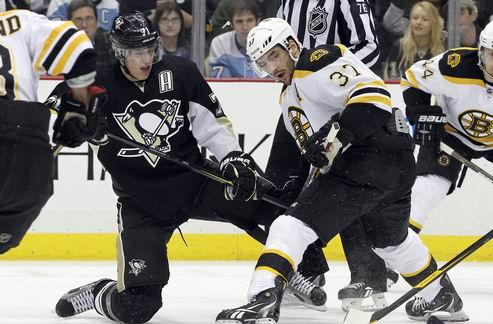 НХЛ. Питтсбург разобрался с Бостоном