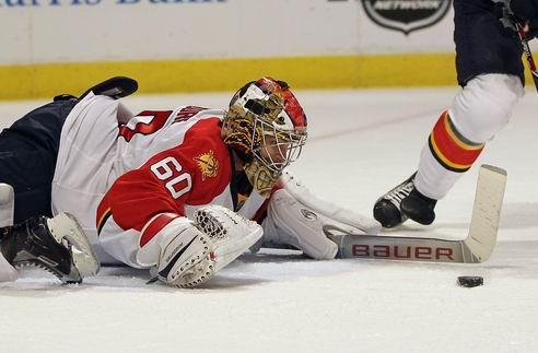 НХЛ. Теодор — первая звезда дня