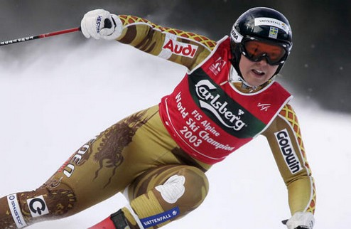 Горные лыжи. Пэрсон уходит из большого спорта