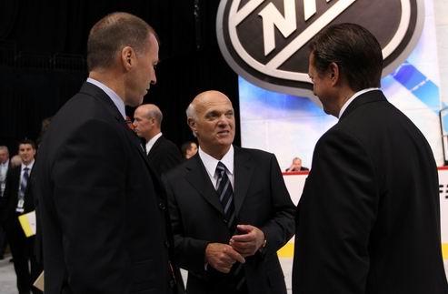 НХЛ. Ежегодная встреча генеральных менеджеров