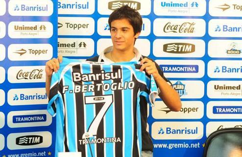 Гремио в восторге от  Бертольо и думает о трансфере