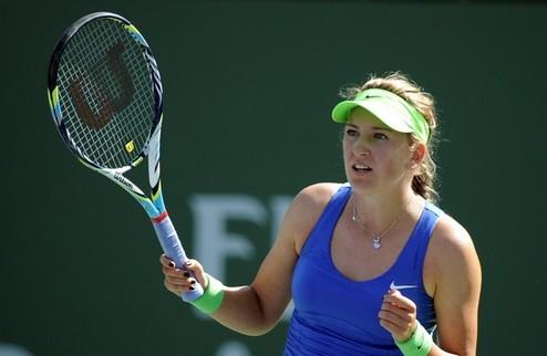 Индиан-Уэллс (WTA). Кербер пробивается в полуфинал