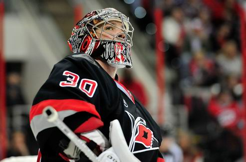 НХЛ. Уорд — первая звезда дня