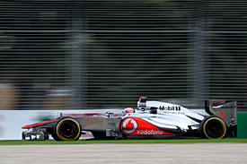 Формула-1. Баттон доволен стартом Гран-при Австралии