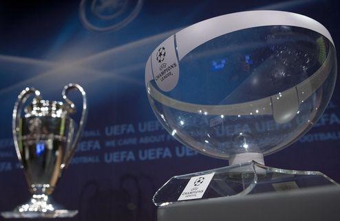 Лига чемпионов. Реал и Барселона не встретятся до финала