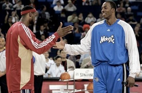 """НБА. """"Решение"""" Ховарда и """"Решение"""" Джеймса"""