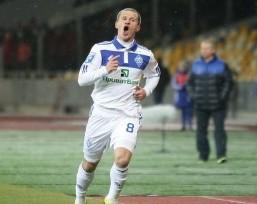 """Алиев: """"Всегда приятно играть перед полными трибунами"""""""