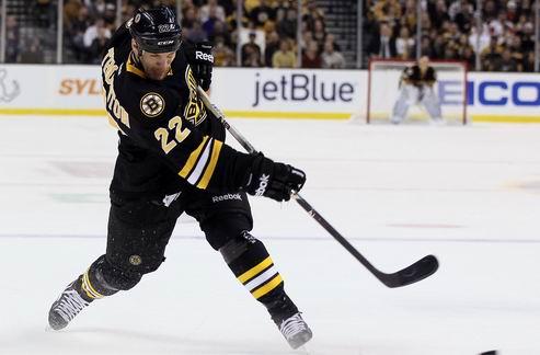 НХЛ. Бостон переподписал форварда