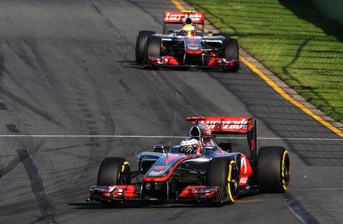 Формула-1. Баттон выиграл Гран-при Австралии