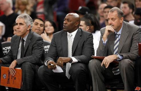 НБА. Вудсон выбрал ассистентов