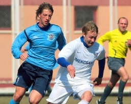 Черноморец: победный спарринг с ФК Одесса