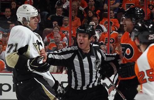 НХЛ. Филадельфия — Питтсбург: камбэк и победа Летчиков в овертайме